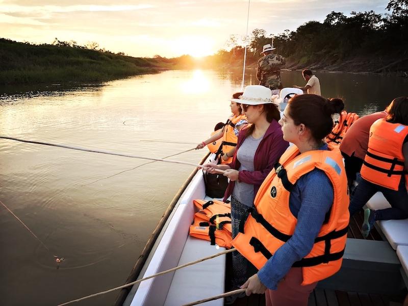 R&F Amazon Cruise: Piranha Fishing