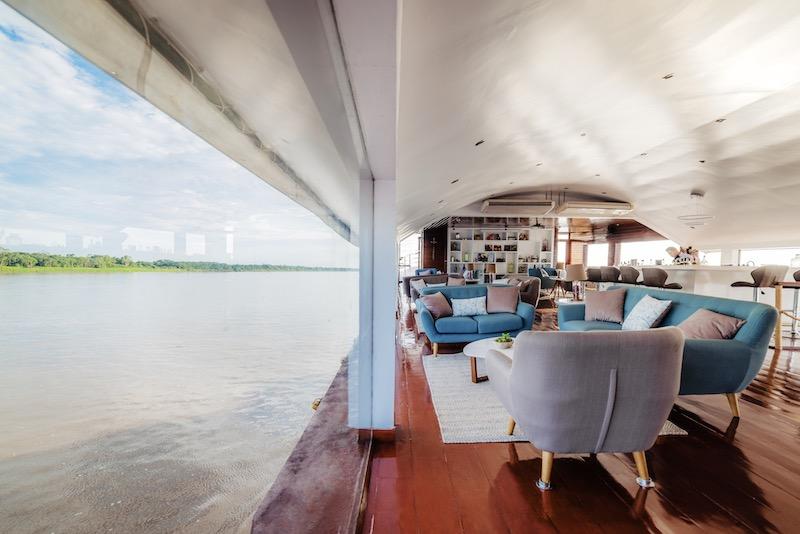 R&F Amazon Cruise: Lounge