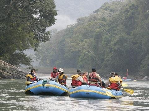 Tambopata River, Puno & Madre de Dios