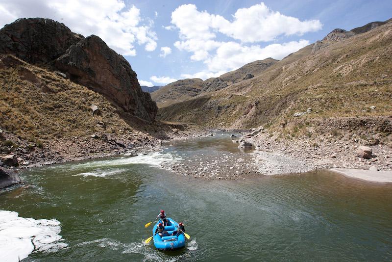 Colca River, Arequipa
