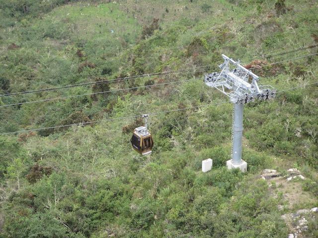Reynoso x 5 - Chachapoyas Testimonial - Kuelap Cable Car.JPG