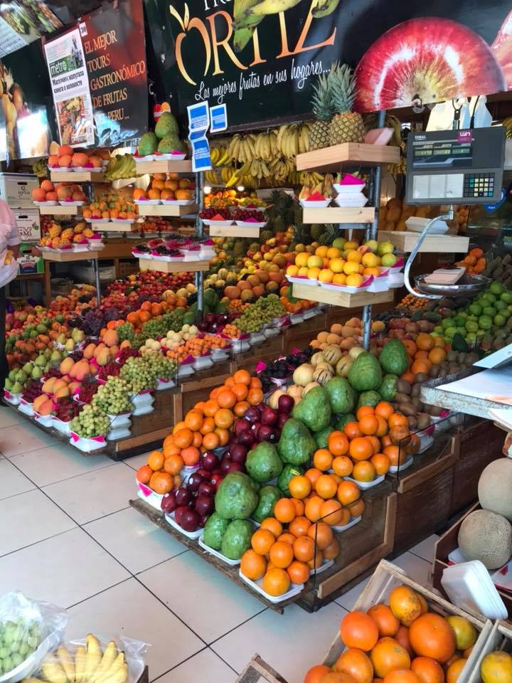 Gastronomy in Northern Peru - Lima Gastronomy Tour - Fruit Market.jpg