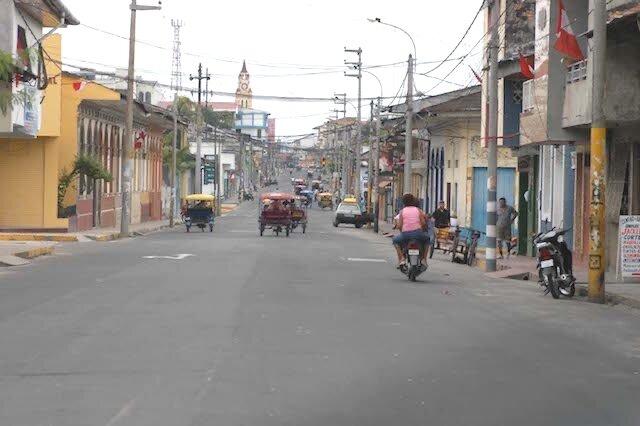 Iquitos, Loreto - Main Avenue.jpg