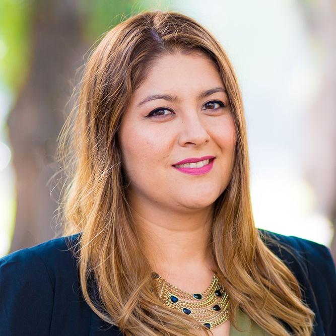 Cynthia Palmerin   Director of Operations