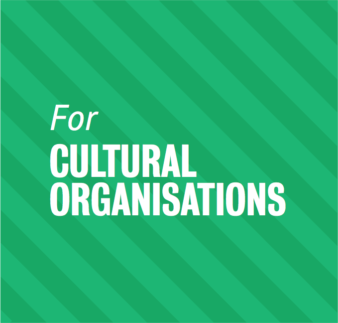 Solutions for Cultural Organizations (Culturele Organisaties)
