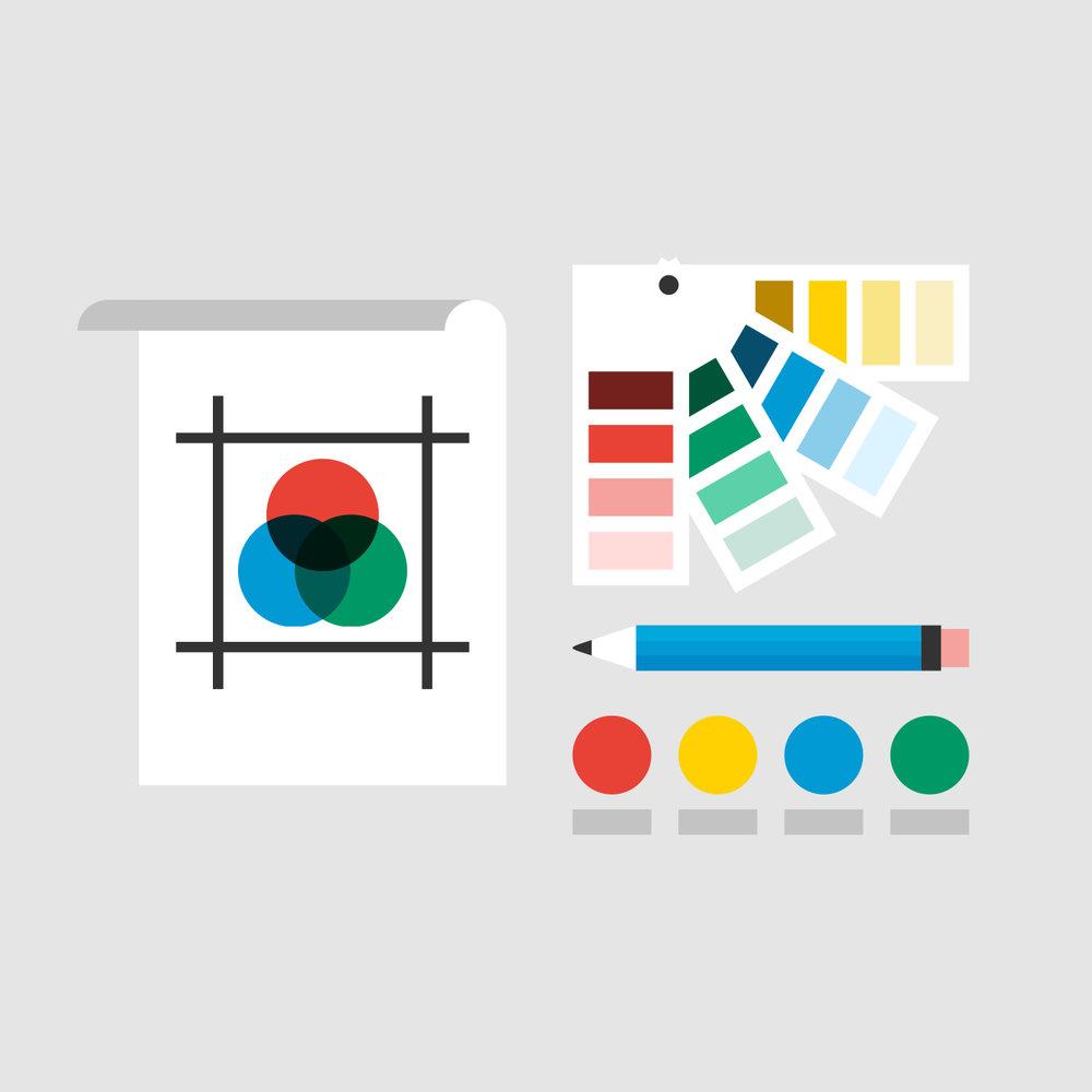 Stap 2. Pre-Productie   Op basis van het script ontwerpen wij visualisaties en ontwikkelen wij een stijl dat aansluit bij jullie wensen. Dit verwerken wij een storyboard.