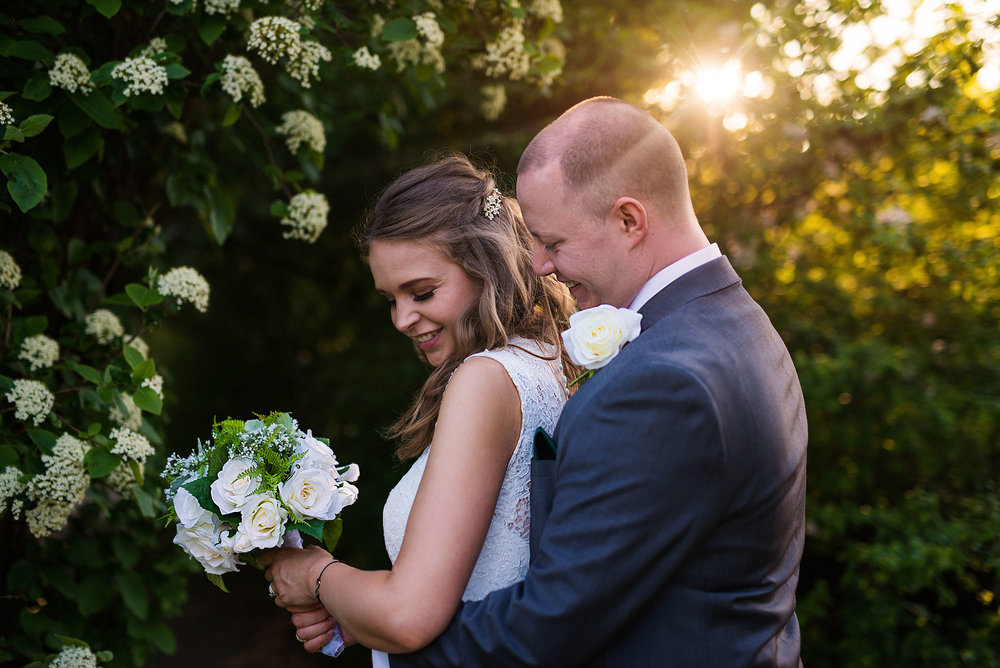 Kirsty and Dan - Spring Wedding