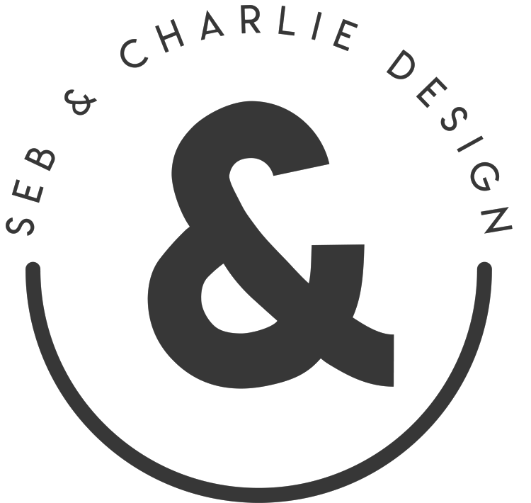 Seb & Charlie Design + Illustration©