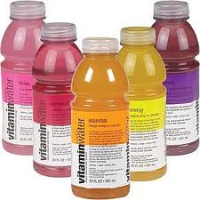 Vitamin Water just $1.89 a bottle or 2 for $3.33 plus tax. Mix or Match