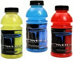 Powerade flavors are just $1.89 per bottle or 2 for $3.00 plus tax. Mix or Match.