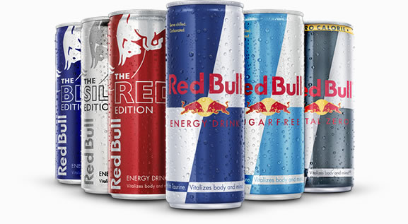 Red Bull 12oz Cans Mix or Match any of the great energy flavors they have for $3.19 each or $2 for $5.00 plus tax