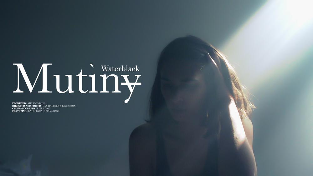 Waterblack - Mutiny