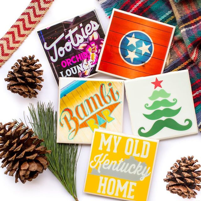 🚨LAST CHANCE for FREE coasters🚨Only a few hours left to stock up on your favorite coasters at our biggest discount of the year! BUY 4, GET 4 FREE! Don't miss out, use code 4FREE at checkout! 🎄🎉