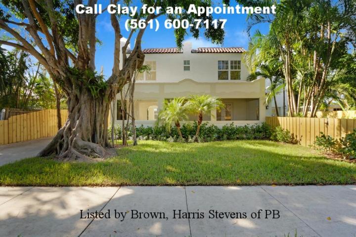 130 Greenwood Dr. W. Palm Beach, FL 33405