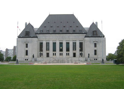 """Supreme Court of Canada"" by Peregrine981 - Own work. Licensed under Public Domain via Wikimedia Commons - https://commons.wikimedia.org/wiki/File:Supreme_Court_of_Canada.jpg#/media/File:Supreme_Court_of_Canada.jpg"
