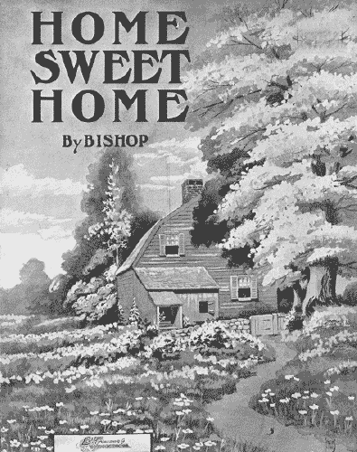 Image retrieved from  https://en.wikipedia.org/wiki/Home!_Sweet_Home