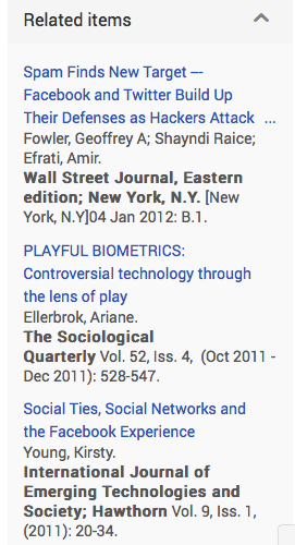 Related articles: HOw i found one of my articles