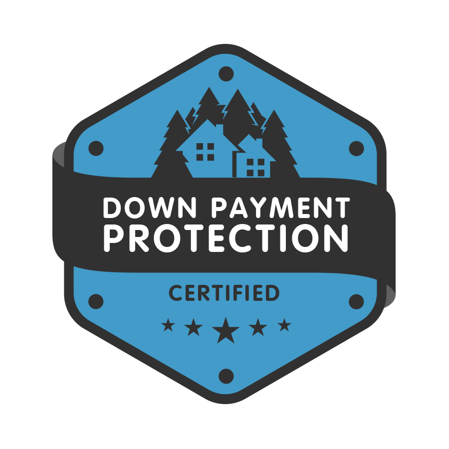 Down Payment Protection Certified  - This badge is earned by completing the