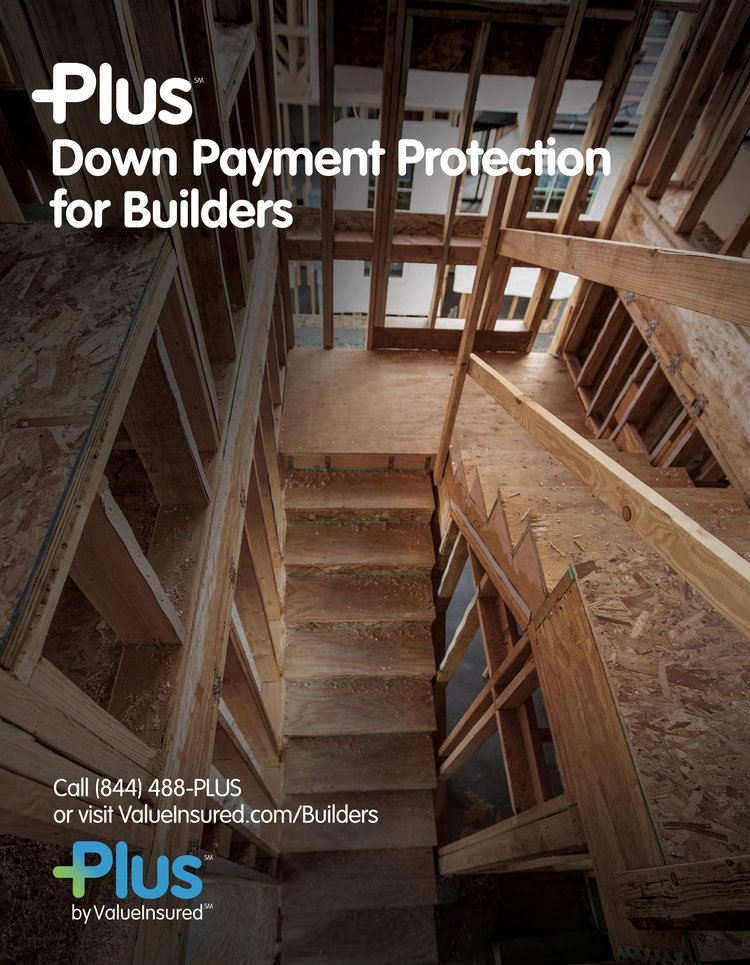Click to download our +Plus for Builders information sheet.