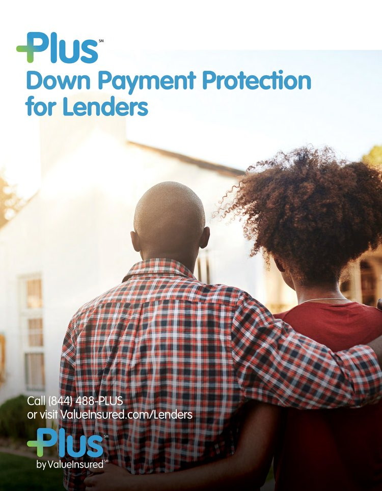 Click to download the +Plus for Lenders information sheet
