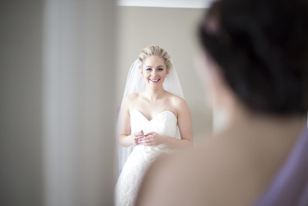 Bridal Prep at Goodwood