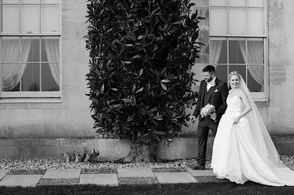 Wedding Photography at Goodwood House