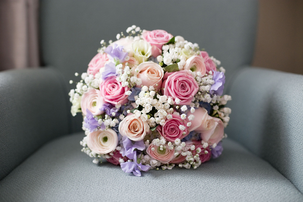 Bridal Bouquet wedding photography