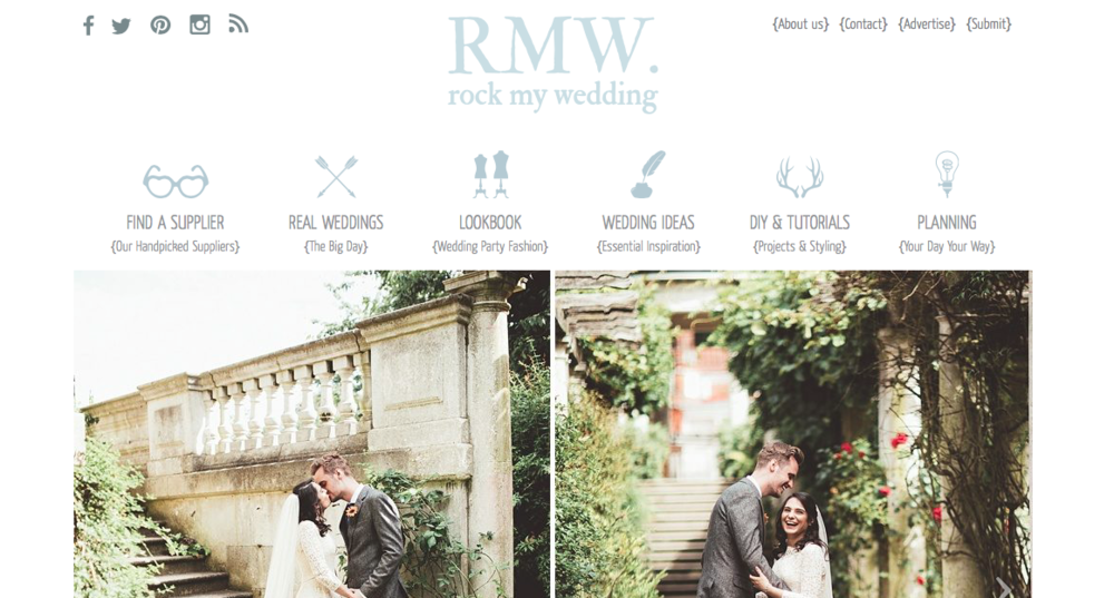 Rock My Wedding, British Wedding Blog.