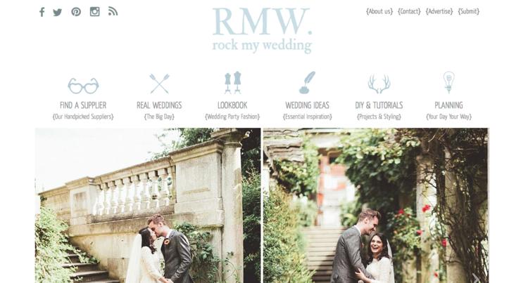 Top 5 wedding blogs every bride should be reading luxury home rock my wedding british wedding blog junglespirit Gallery