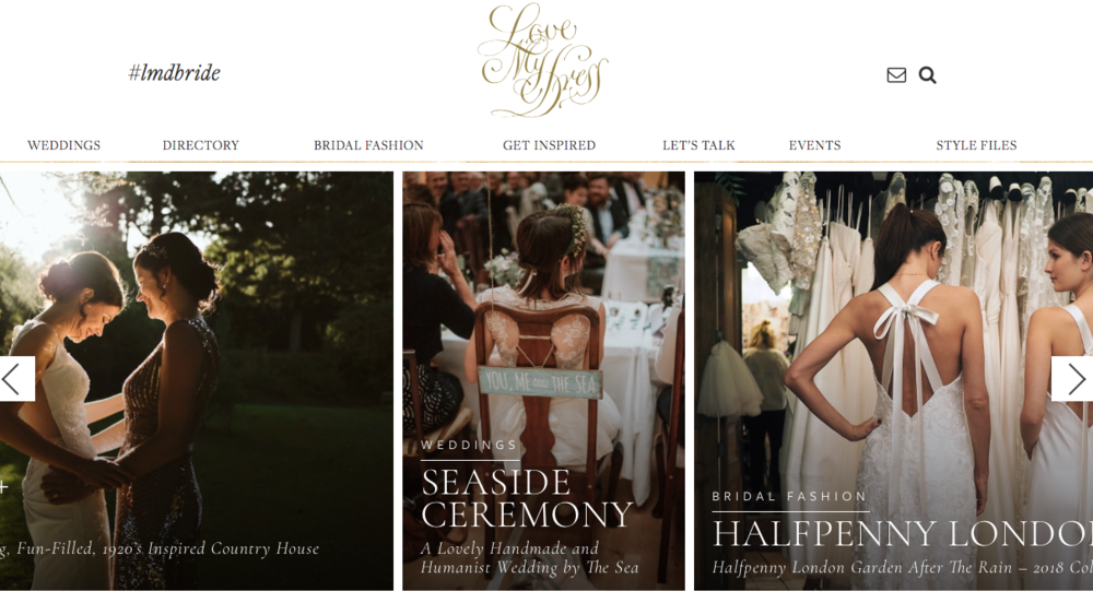 Love My Dress, Wedding Inspiration Blog.