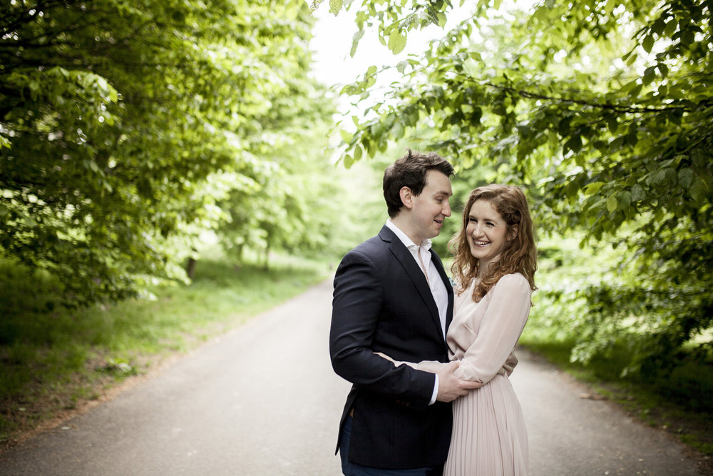 Luxury Greenwich couples shoot