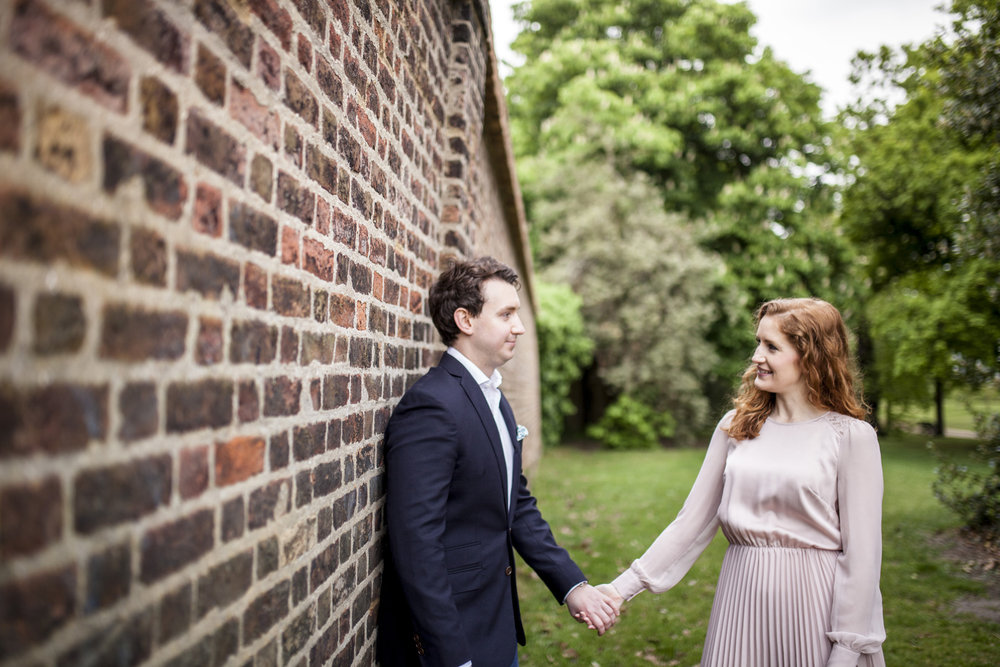 luxury London Couples Shoot