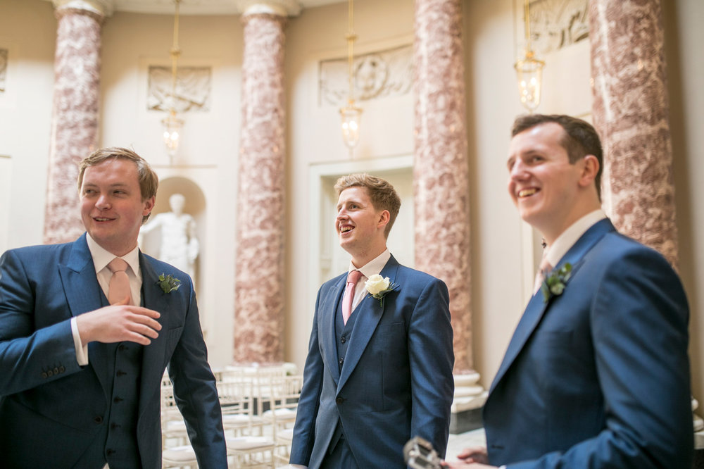 Ceremony, Stowe, Buckinghamshire,