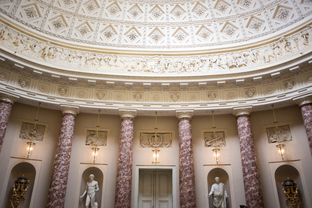 Stowe House, Ceremony, Marble, Luxury Wedding,