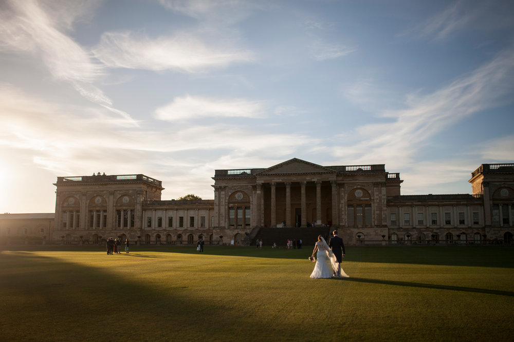 sunset, stowe school, stowe house, stowe wedding,