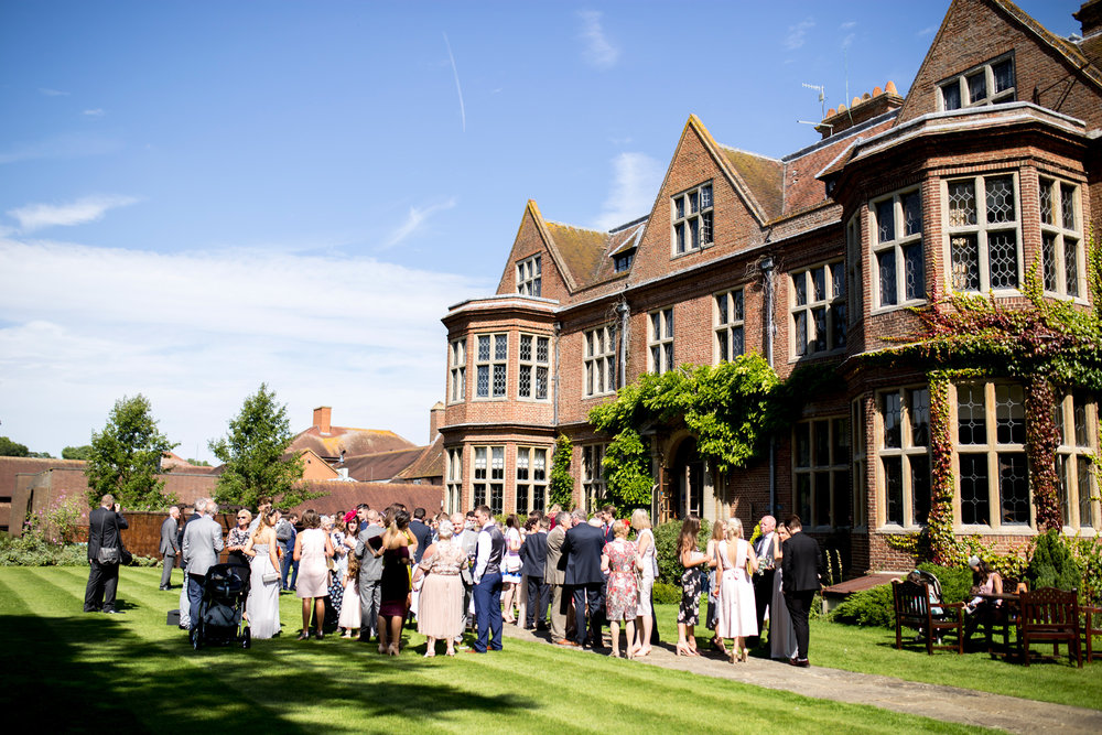 horwood house, wedding party, summer wedding,