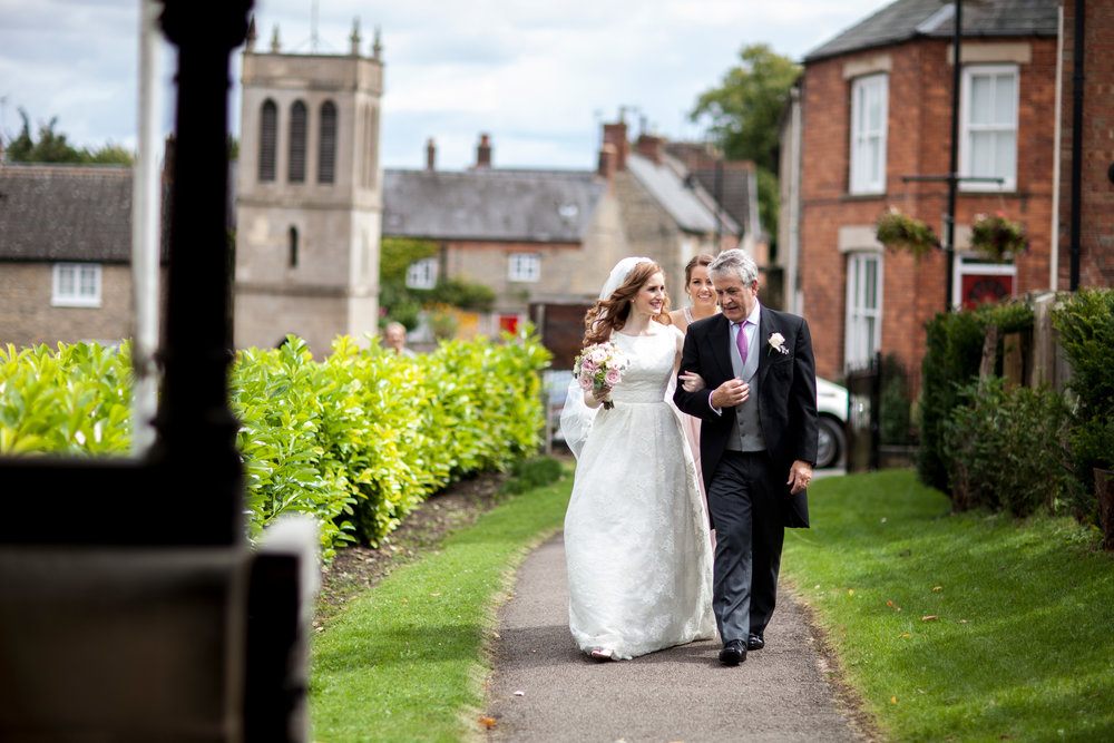 Emberton Church, Father of the Bride, Ceremony, Buckinghamshire Wedding,