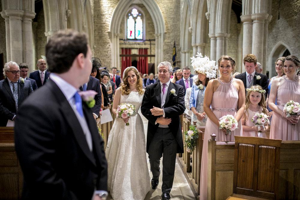 Wedding Isle, Church Wedding, Father of the Bride, Wedding Ceremony,