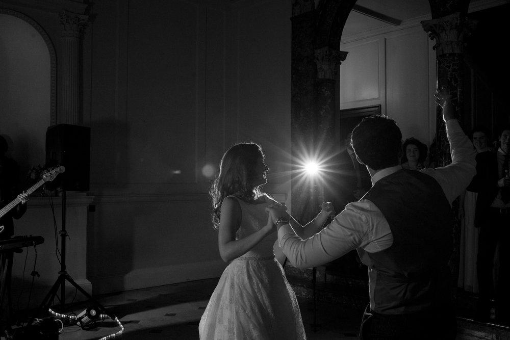 First Dance, Couple, Wedding Band, Buckinghamshire Wedding