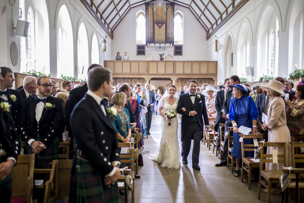 Church Wedding, Essex Wedding, Bride,