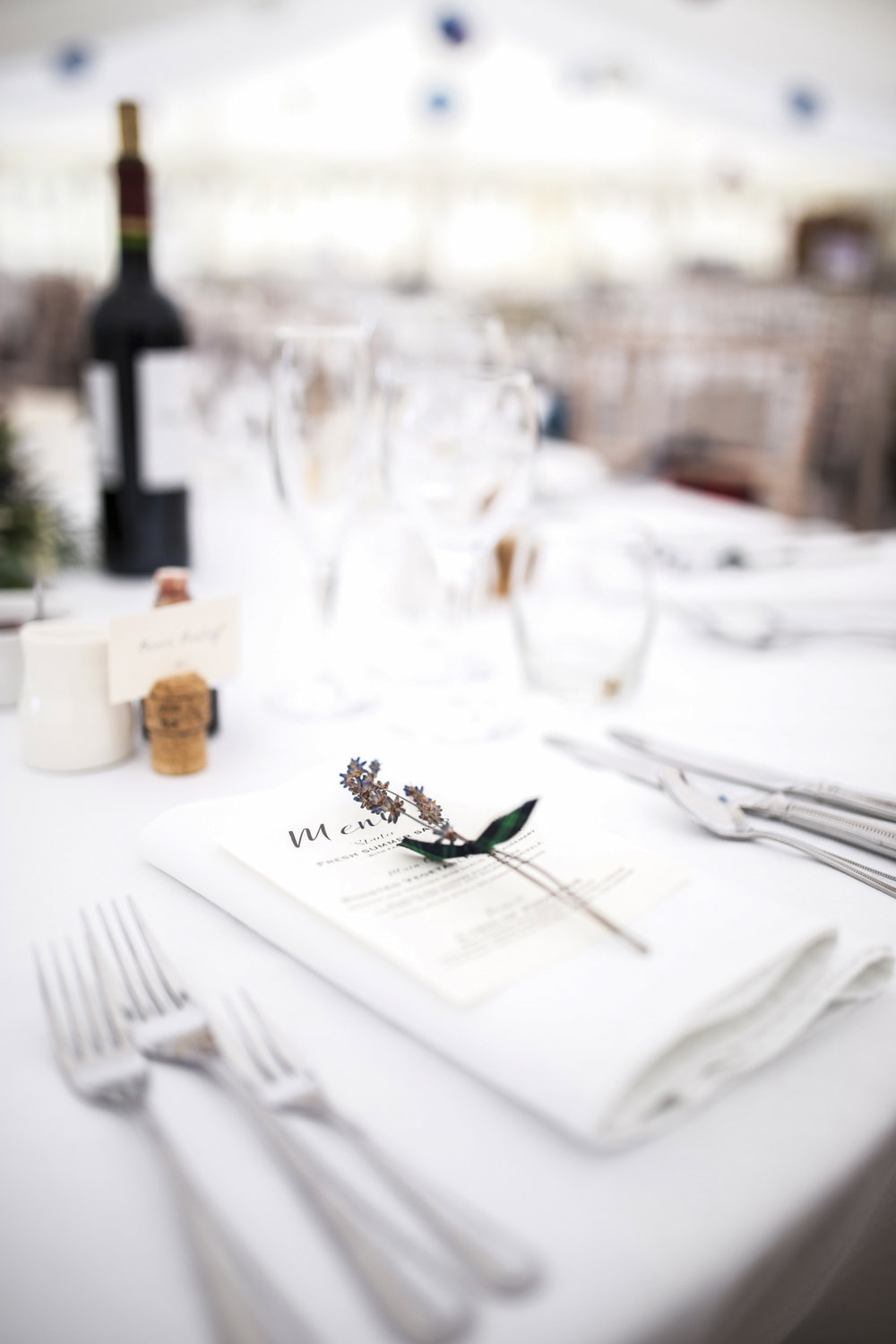 Wedding menu, table scape, wedding details,