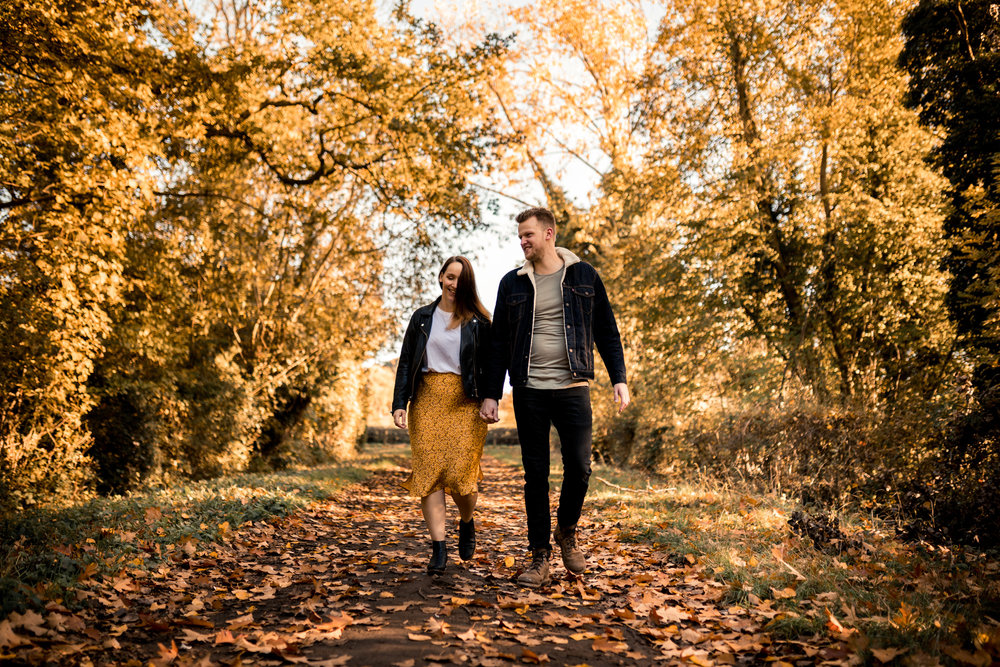 Bedfordshire Engagement Shoot