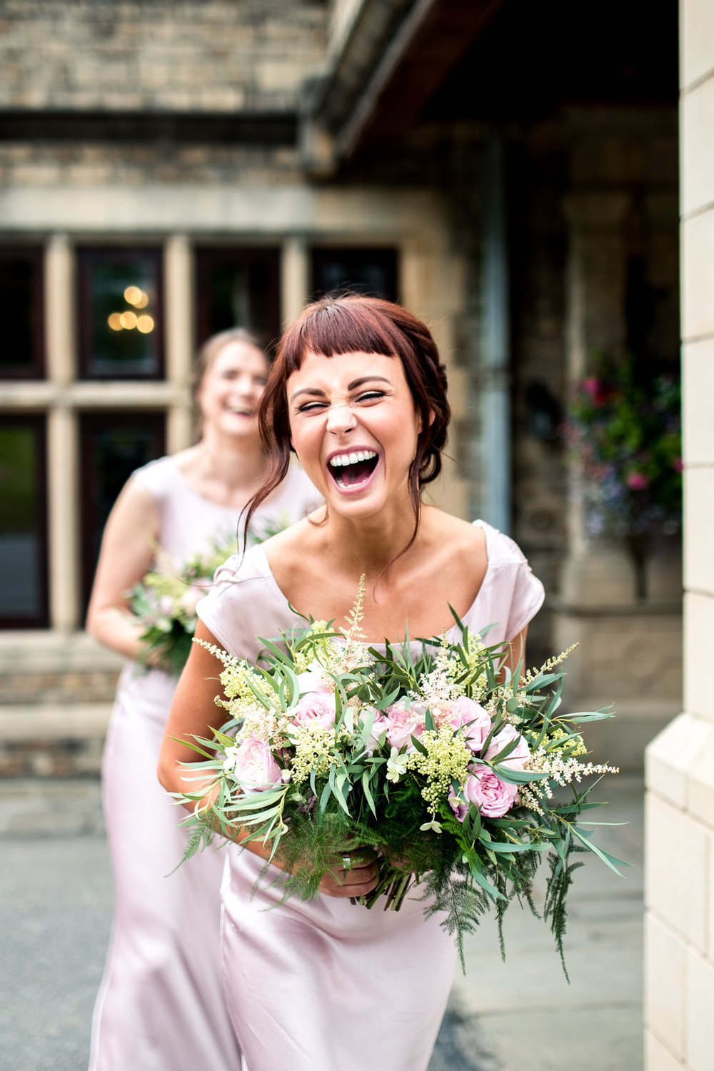 Bridesmaids, Summer West Sussex Wedding