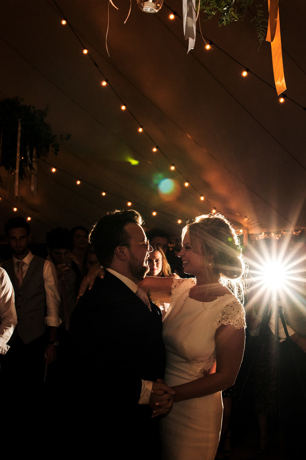 First Dance, wedding, Ote Hall,