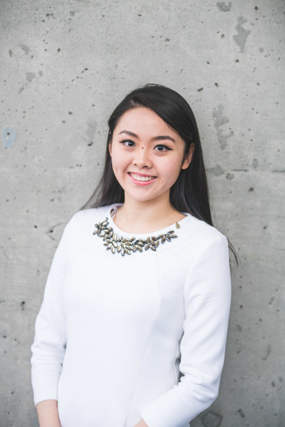 Debbie Pai Fourth Year - Bachelor of Commerce