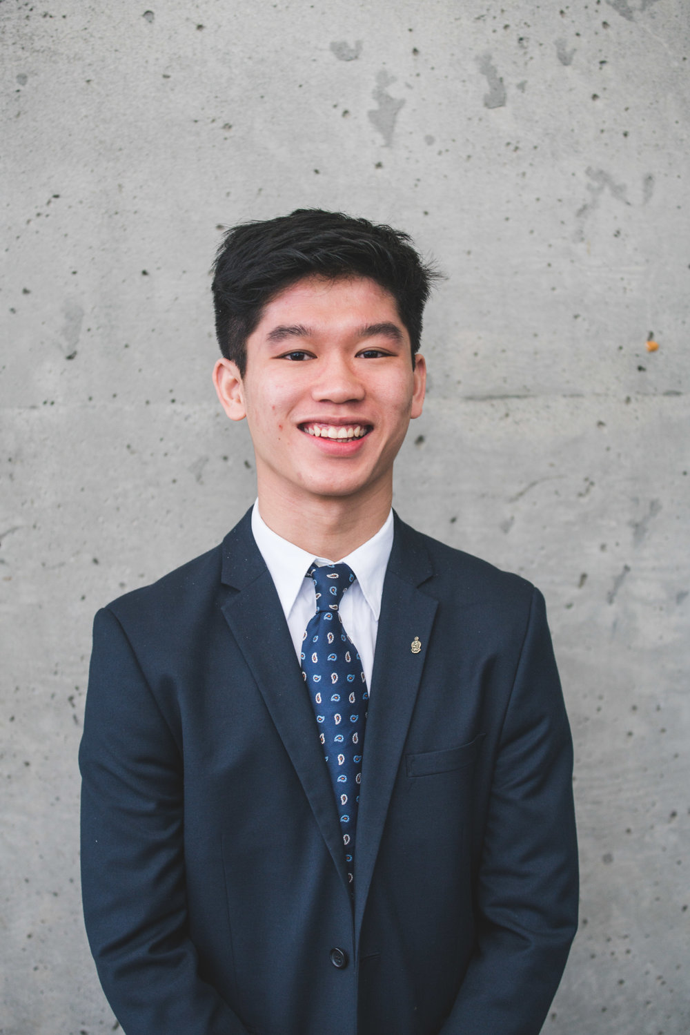 Jordan Lau Second Year- Bachelor of Arts