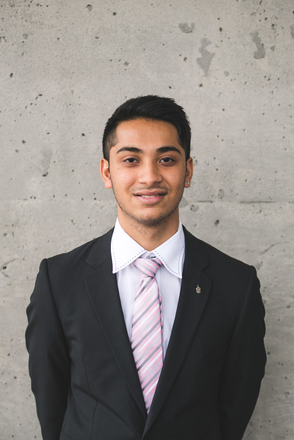 Saumil Jhaveri First Year - Bachelor of Commerce
