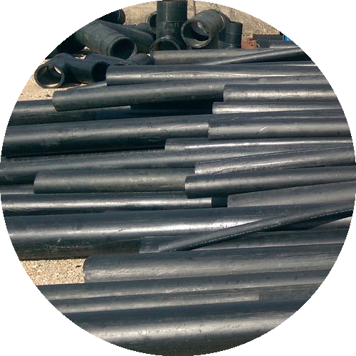 We Buy Poly Pipe (HDPE and Other Plastics)