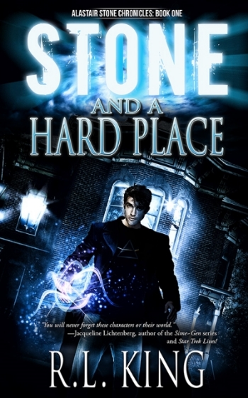 Stone and a Hard Place, original novel by R.L. King