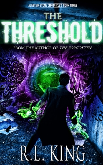 The Threshold, original novel by R.L. King
